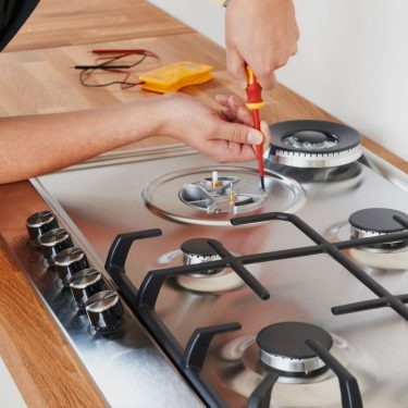 cookers and electrical hobs repaired
