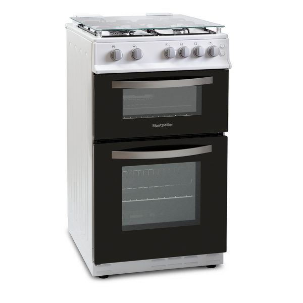 montpellier twin gas 50cm cooker