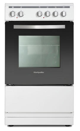 montpellier electric cookers MSC50W Single Cavity